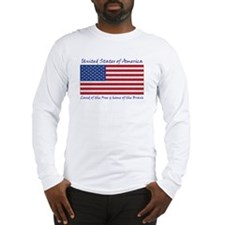 Land of the Free MUG.jpg Long Sleeve T-Shirt