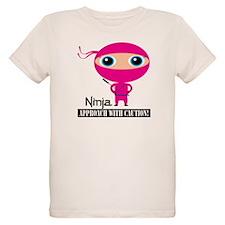 Girl-Ninja T-Shirt