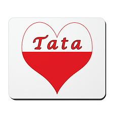 Tata Polish Heart Mousepad