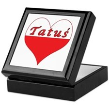 Tatus Polish Heart Keepsake Box