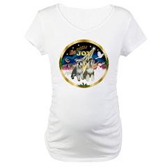 JoyWreath-2Schnauzers (uncr) Shirt