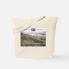 Dream-like Thingvellir Tote Bag