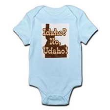 Idaho No Udaho Infant Bodysuit