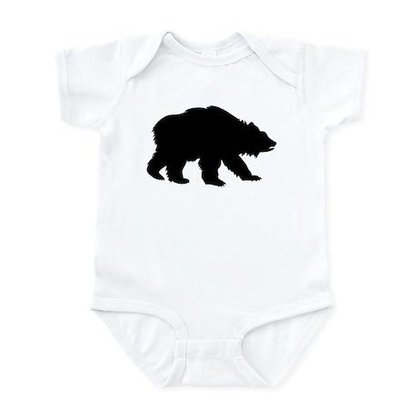 Bear (Silhouette) Infant Bodysuit