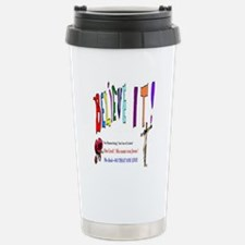 Christian Holiday Art Travel Mug