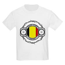 Belgium Biking T-Shirt