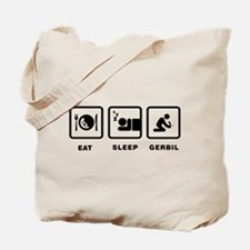 Gerbil Lover Tote Bag