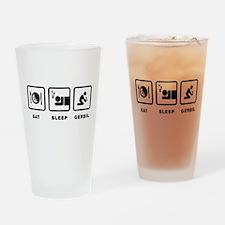 Gerbil Lover Drinking Glass