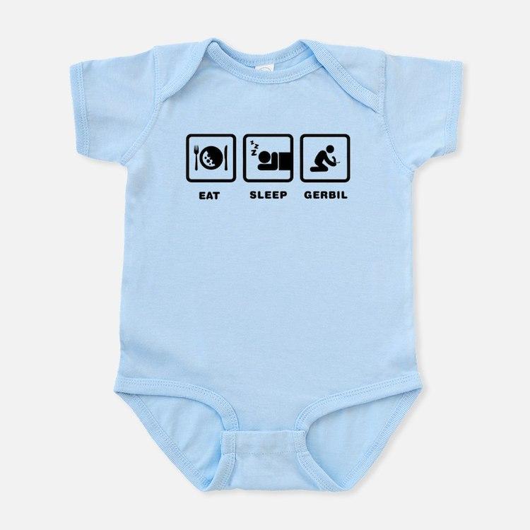 Gerbil Lover Infant Bodysuit