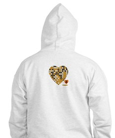 Fun and Games / Go Lover smal Hoodie