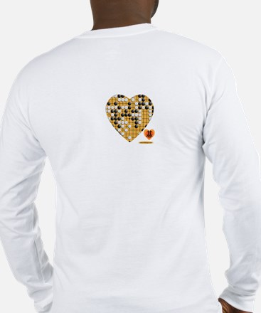 Fun and Games / Go Lover smal Long Sleeve T-Shirt