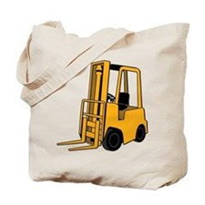 Forklift Tote Bag