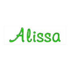 Alissa Glitter Gel 36x11 Wall Peel