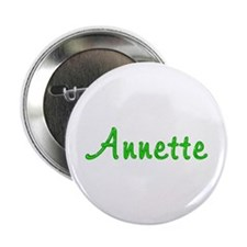 Annette Glitter Gel Button