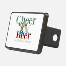 Cheer Beer Holiday Spirit Hitch Cover