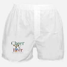Cheer Beer Holiday Spirit Boxer Shorts