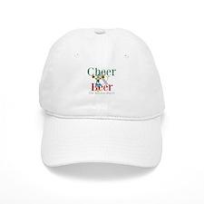 Cheer Beer Holiday Spirit Baseball Cap