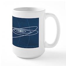 Large Pluto Mug