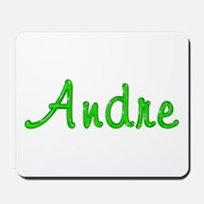 Andre Glitter Gel Mousepad