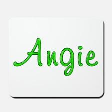 Angie Glitter Gel Mousepad