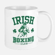 Irish Boxing Mug