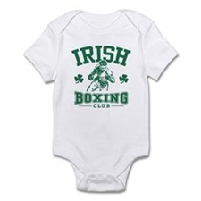 Irish Boxing Infant Bodysuit