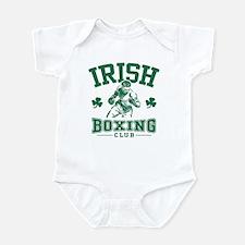 Irish Boxing Infant Bodysuit