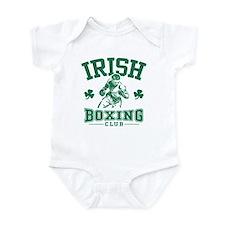 Irish Boxing Onesie