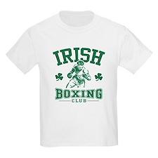 Irish Boxing Kids T-Shirt