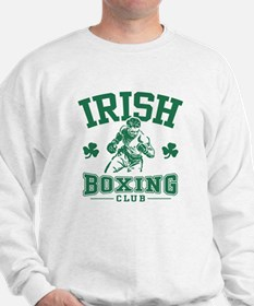 Irish Boxing Sweatshirt
