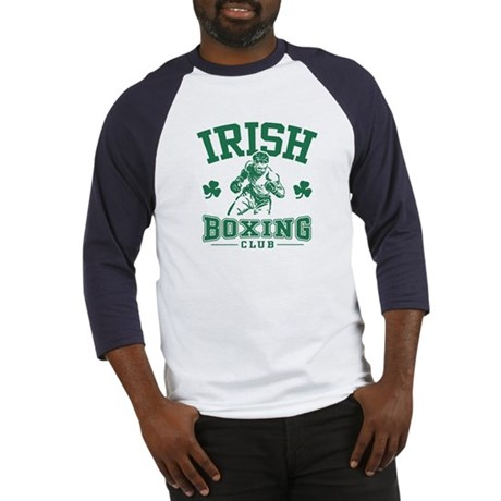 Irish Boxing Baseball Jersey