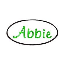 Abbie Glitter Gel Patch