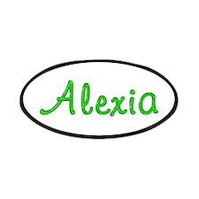 Alexia Glitter Gel Patch