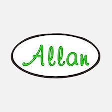 Allan Glitter Gel Patch