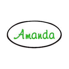 Amanda Glitter Gel Patch