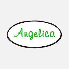 Angelica Glitter Gel Patch