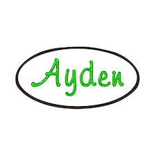 Ayden Glitter Gel Patch
