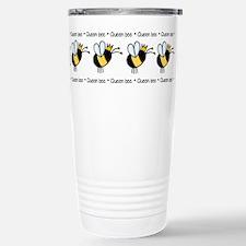 Unique Honey bee Travel Mug