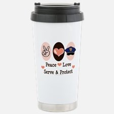 Cute Police academy Travel Mug