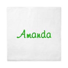 Amanda Glitter Gel Queen Duvet