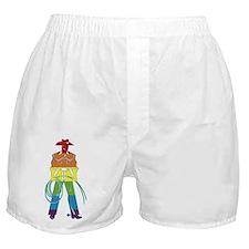 The Gay Cowboy Boxer Shorts