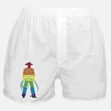 The Gay Cowboy Boxer Shorts