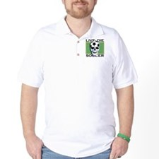 Live, Die, Soccer T-Shirt