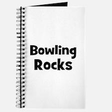 BOWLING Rocks Journal