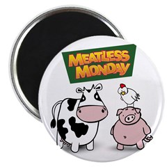 Meatless Monday Magnet