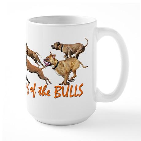 The Running of the Bulls! Mugs