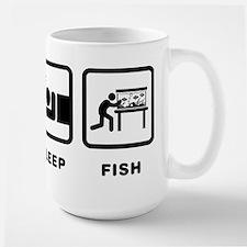 Fish Lover Large Mug