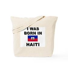 Flag of Haiti Tote Bag