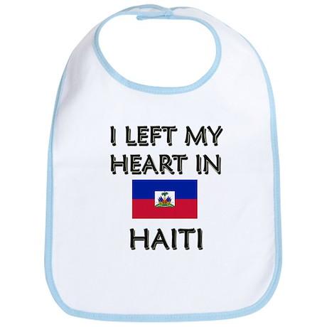 Flag of Haiti Bib
