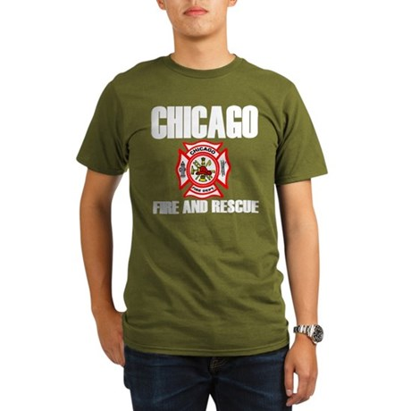Chicago Fire Department T-Shirt